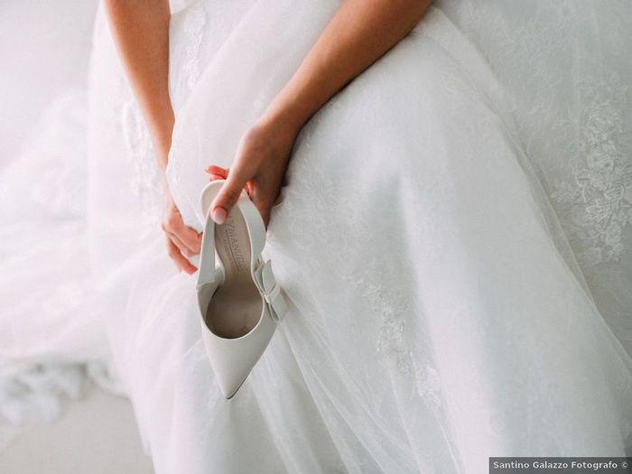 10 domande da porsi prima di scegliere le scarpe da sposa giuste 3