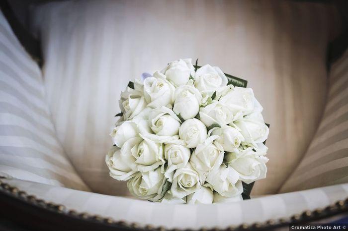 Bouquet sposa: bianco, colorato o... 1