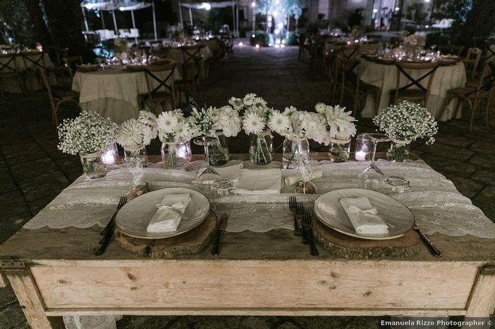 Scegli il tuo tavolo sposi 3