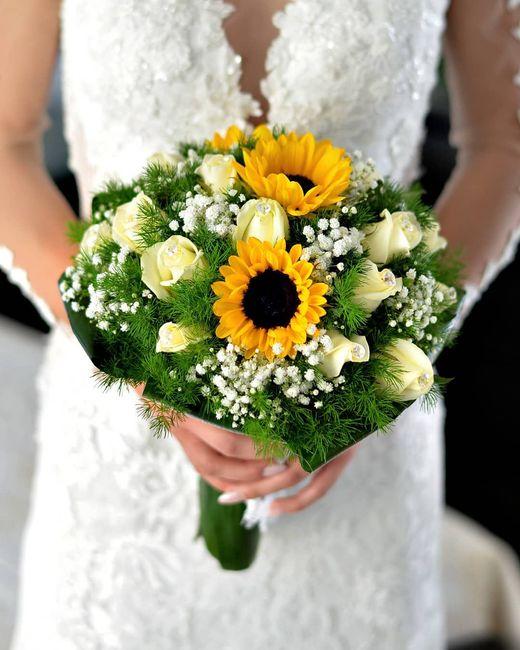 Bouquet: la foto con più ❤️ è... 1