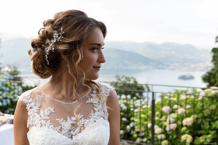 L'acconciatura ideale per le tue nozze - il risultato 2