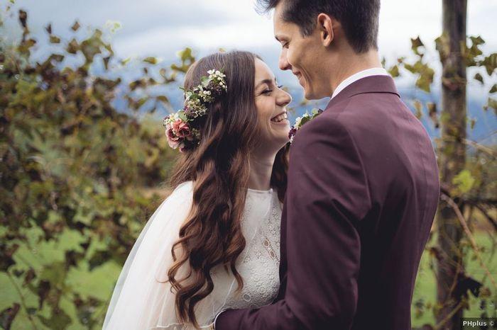 L'acconciatura ideale per le tue nozze - il risultato 3