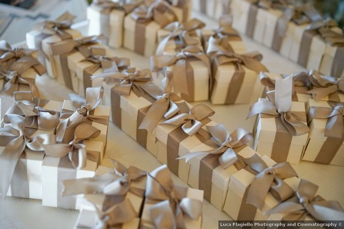 Quale packaging è adatto per le tue bomboniere? 3