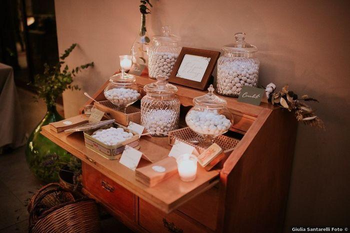 Quale sweet table ti piace di più? 3
