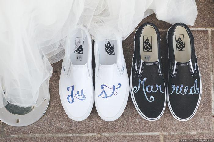 Personalizzeresti le tue scarpe con... 1