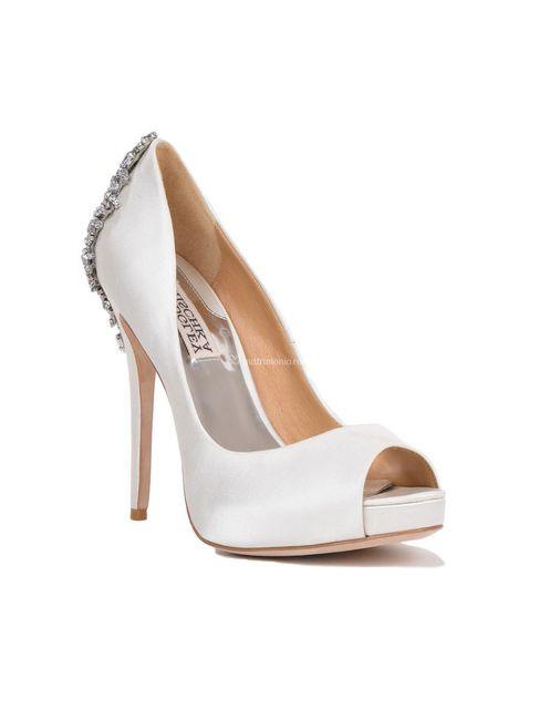 10 scarpe da sposa classiche per le tue nozze 6
