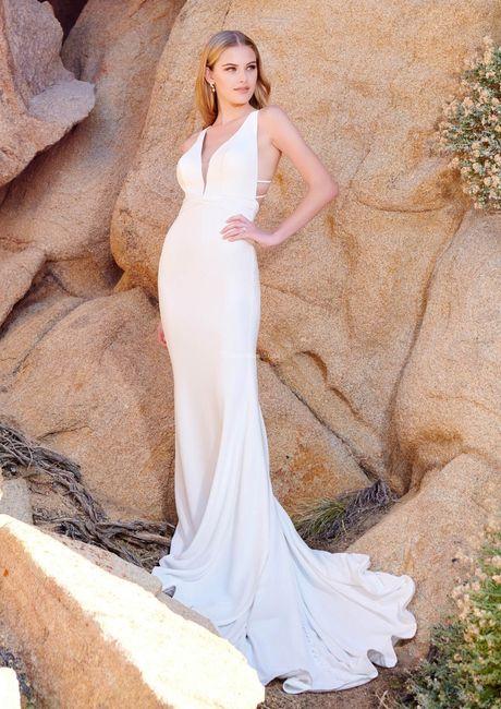 Un abito al giorno: Mon Cheri Bridal 1