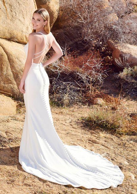 Un abito al giorno: Mon Cheri Bridal 3
