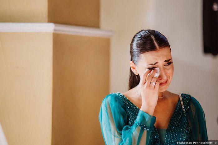Chi si emozionerà di più il giorno del matrimonio? 1