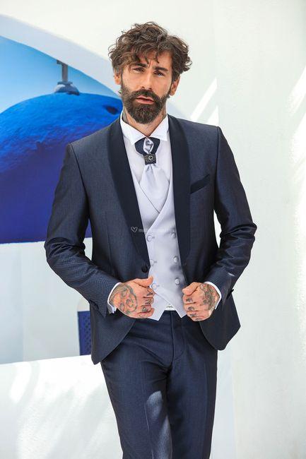 Un abito al giorno: Petrelli Uomo Infinitamente 1