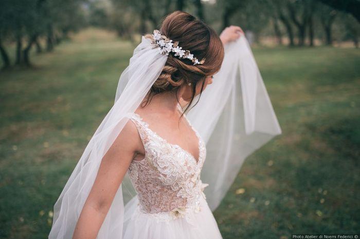 Che ne pensi del velo sposa? 1