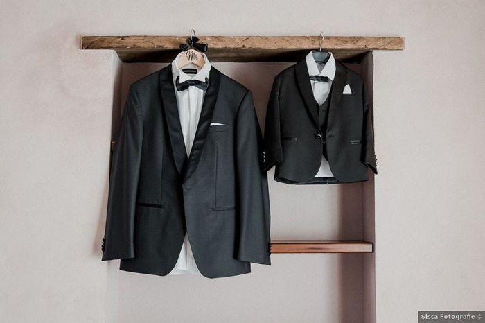 L'abito da sposo più prestigioso 1