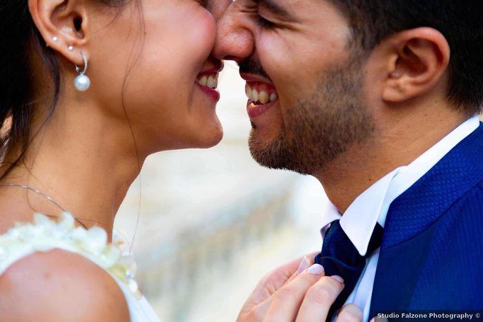 La tua reazione per questo bacio 1