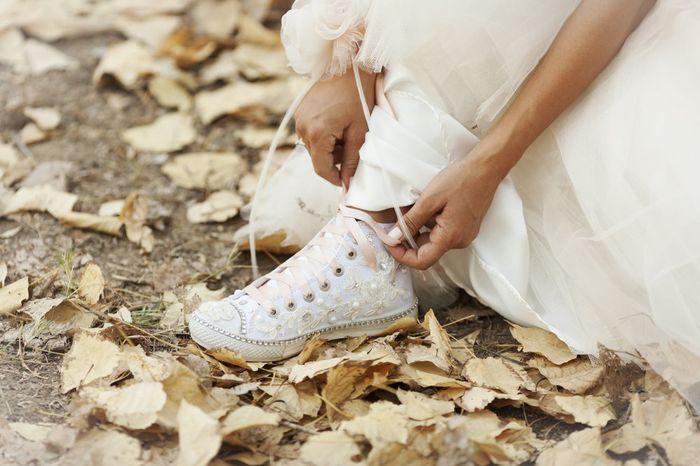 Mai e poi mai: le scarpe 2