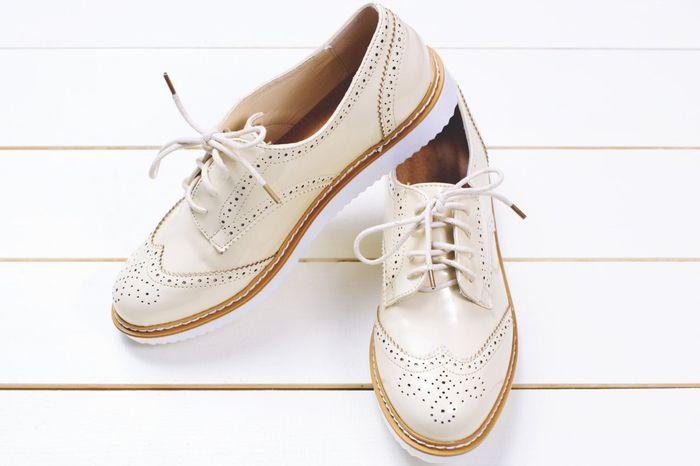 Mai e poi mai: le scarpe 3