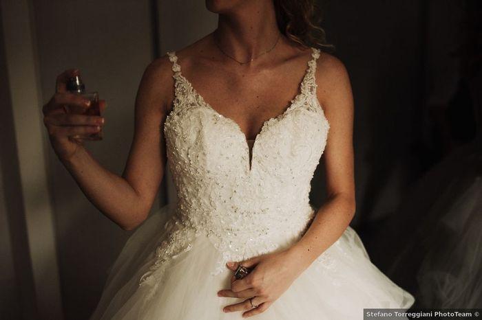 Indosserai il profumo di sempre il giorno delle nozze? 1