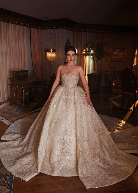 Un abito al giorno: Dovita Bridal 1