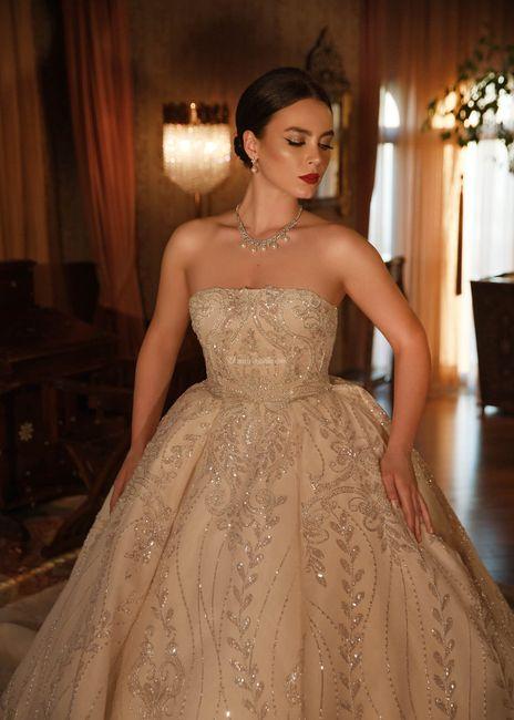 Un abito al giorno: Dovita Bridal 2