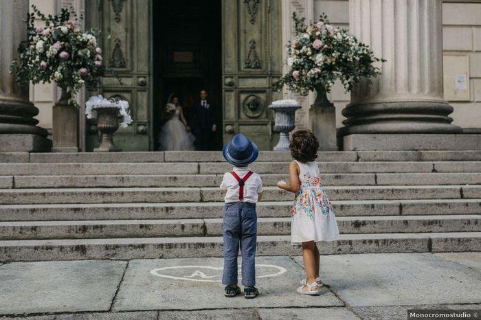 Quale è la probabilità che qualche bambino faccia delle marachelle? 1
