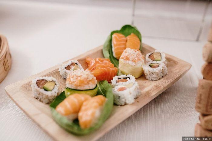 Sushi bar: top o flop? 1