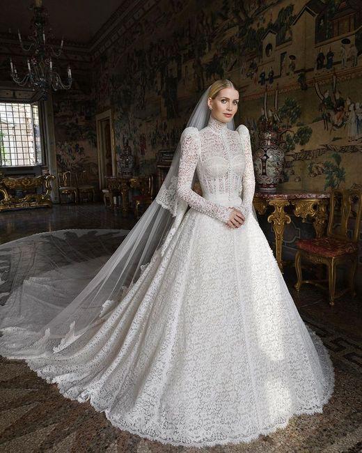 Nozze reali in Italia per la nipote di Lady D: Kitty Spencer e il suo abito principesco 2