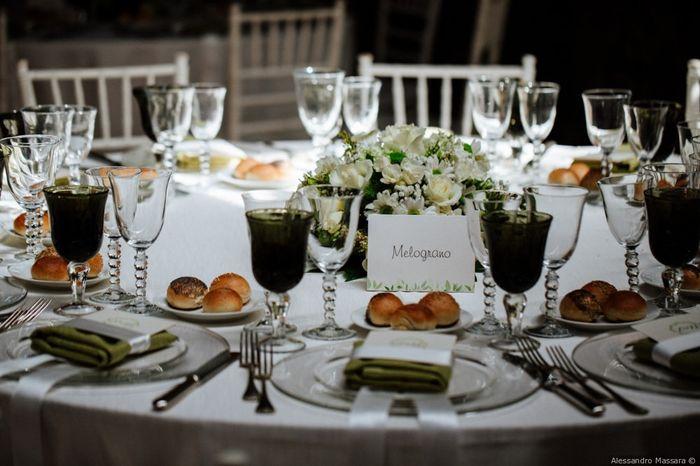 Il pranzo è servito: Wedding Edition 🍽️ 1