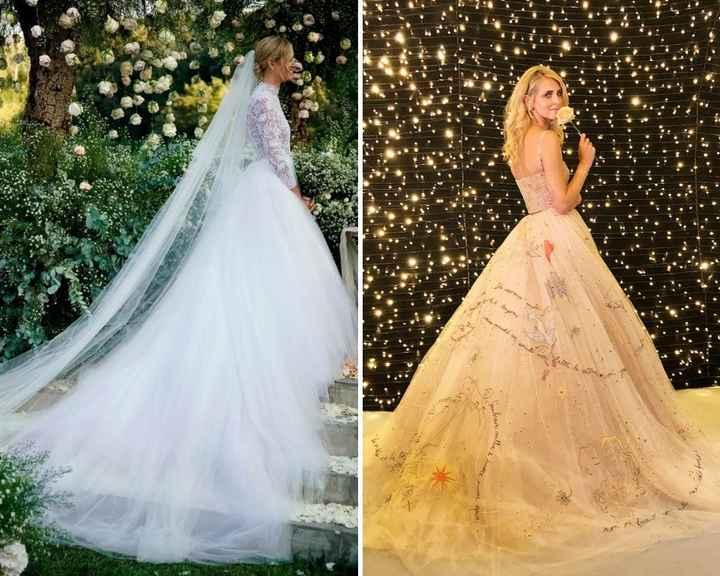 Cambio abito da sposa: sì o no? 1