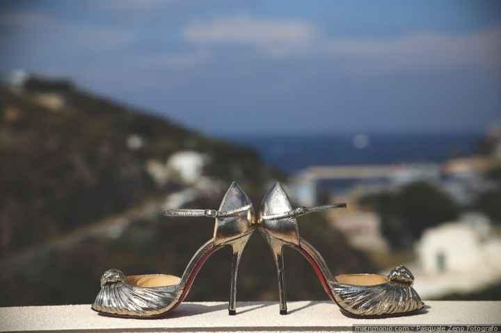 S di scarpe da sposa 1