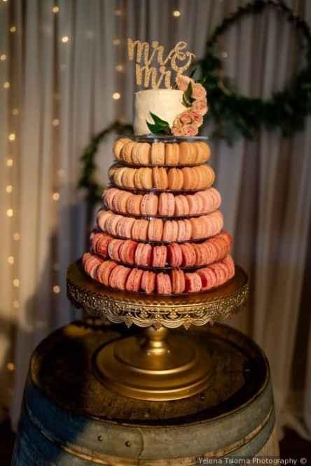 E - Torta nuziale