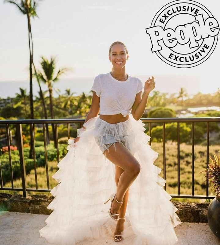 L'addio al nubilato di Leona Lewis