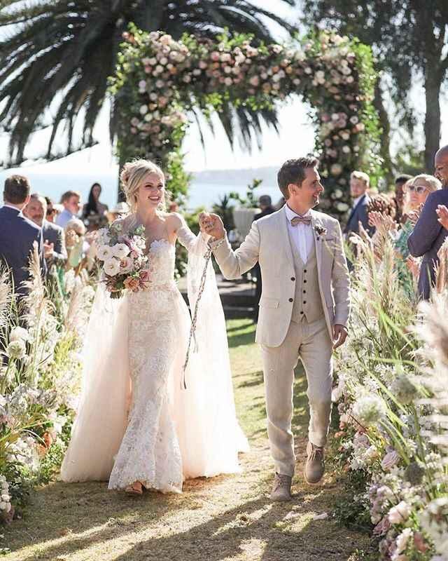 Abito da sposa di Martina Liana Bridal Design
