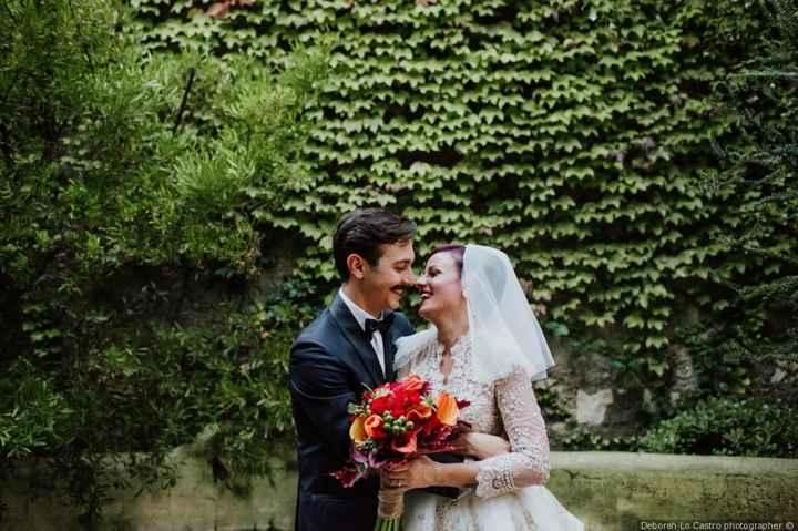 Il velo da sposa più adatto a te è... 3