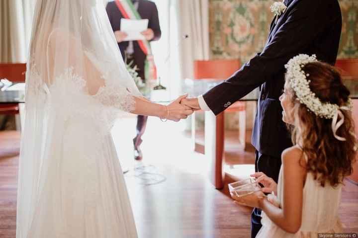 Il velo da sposa più adatto a te è... 4
