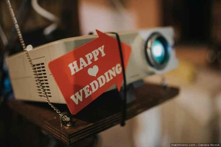 A cosa rinunceresti per le tue nozze? 1