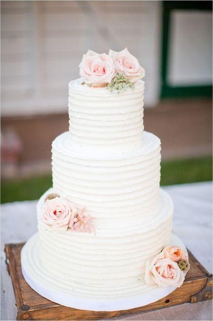 Preferenza Ecco a voi la torta nuziale! - Ricevimento di nozze - Forum  YU19