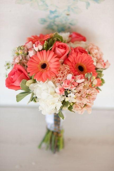 Mon mariage sans limites le bouquet de fleurs mode for Bouquet de fleurs 6 lettres