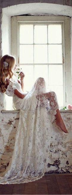 Matrimonio Country Chic Vestito : Vestiti da sposa in stile shabby chic moda nozze forum