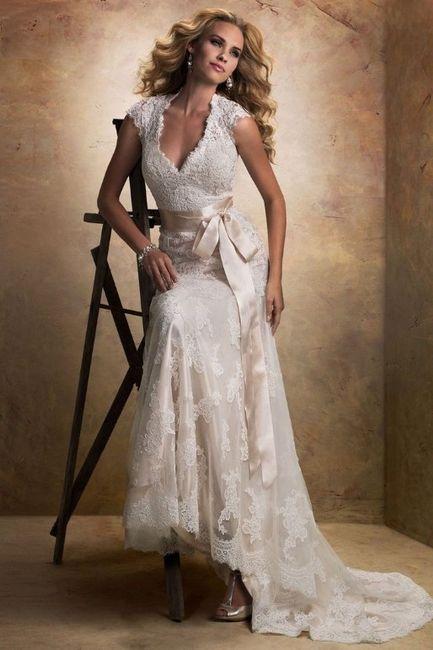 Fabuleux Vestiti da sposa in stile shabby chic! - Moda nozze - Forum  PG25