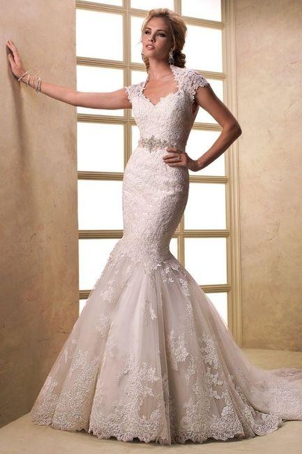 Vestito da sposa shabby chic 13 - Foto Moda nozze