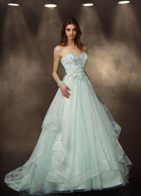 Vestito da sposa colorato! - Página 2 - Moda nozze - Forum Matrimonio ...