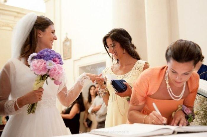 Matrimonio In Comune Quanti Testimoni : Quanti testimoni avete scelto pagina prima delle