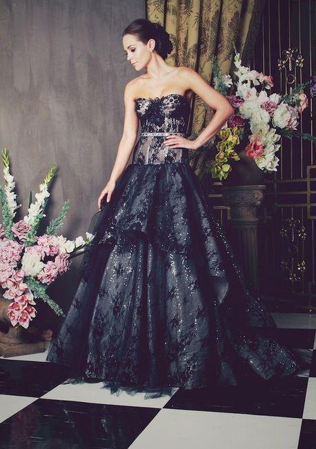 Avril Lavigne Matrimonio In Nero : Vestiti da sposa di colore nero moda nozze forum matrimonio