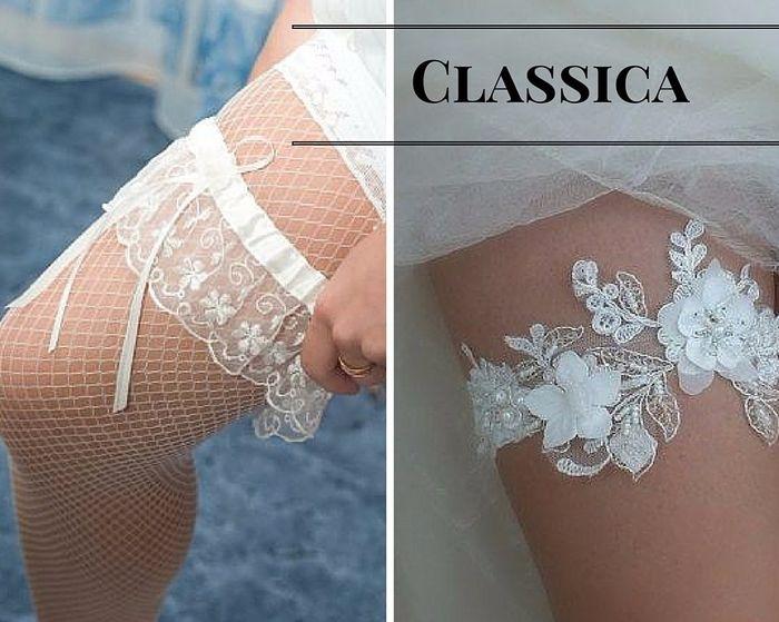 Preferenza Crea il tuo look - La giarrettiera - Moda nozze - Forum Matrimonio.com KQ59