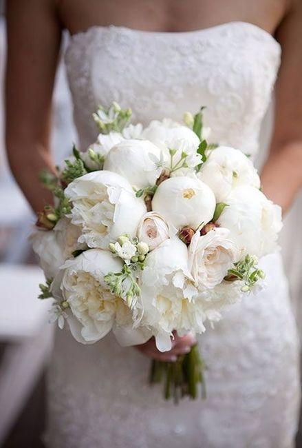 spesso Bouquet da sposa di fiori o bouquet da sposa gioiello? - Moda  ZS32