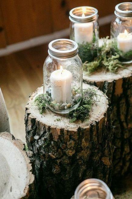 Matrimonio Rustico Centrotavola : Centrotavola rustici per il matrimonio fai da te forum