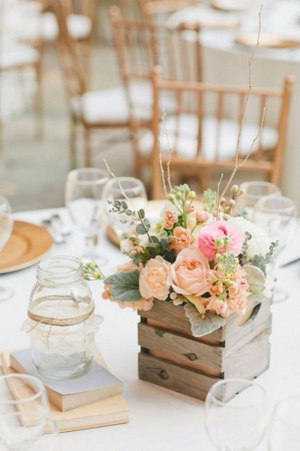 Matrimonio Rustico Bergamo : Centrotavola rustici per il matrimonio fai da te forum