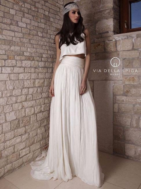 5 abiti da sposa altri tipi di stile moda nozze forum