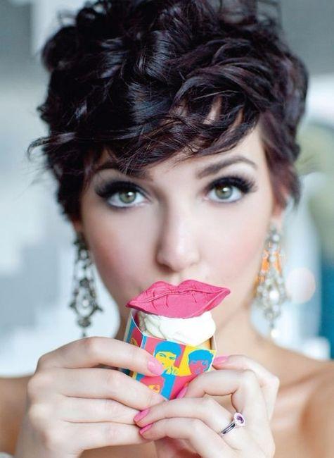 Famoso 5 tipi di acconciature per le spose con i capelli corti - Salute  BK23