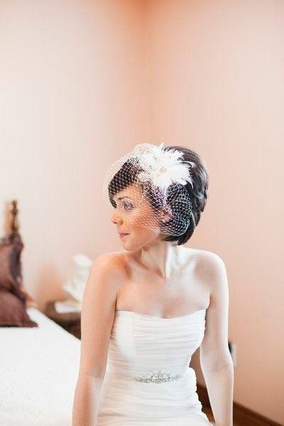Famoso 5 tipi di acconciature per le spose con i capelli corti - Salute  PZ65