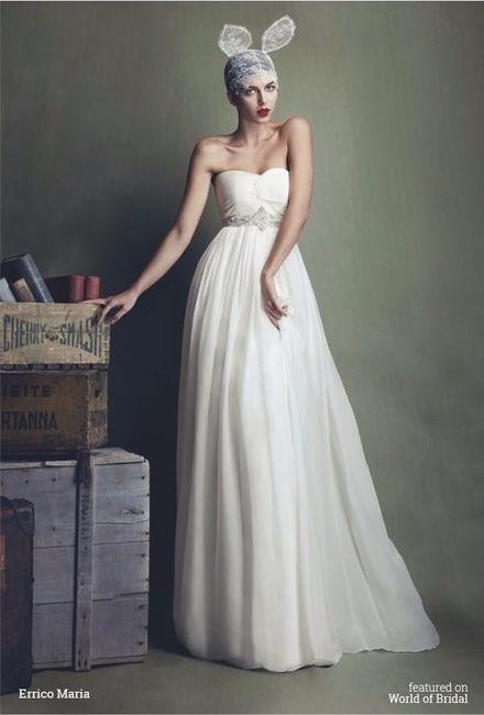 047ed05f935a Abiti da sposa per l estate  quale scegliete  - Moda nozze - Forum ...